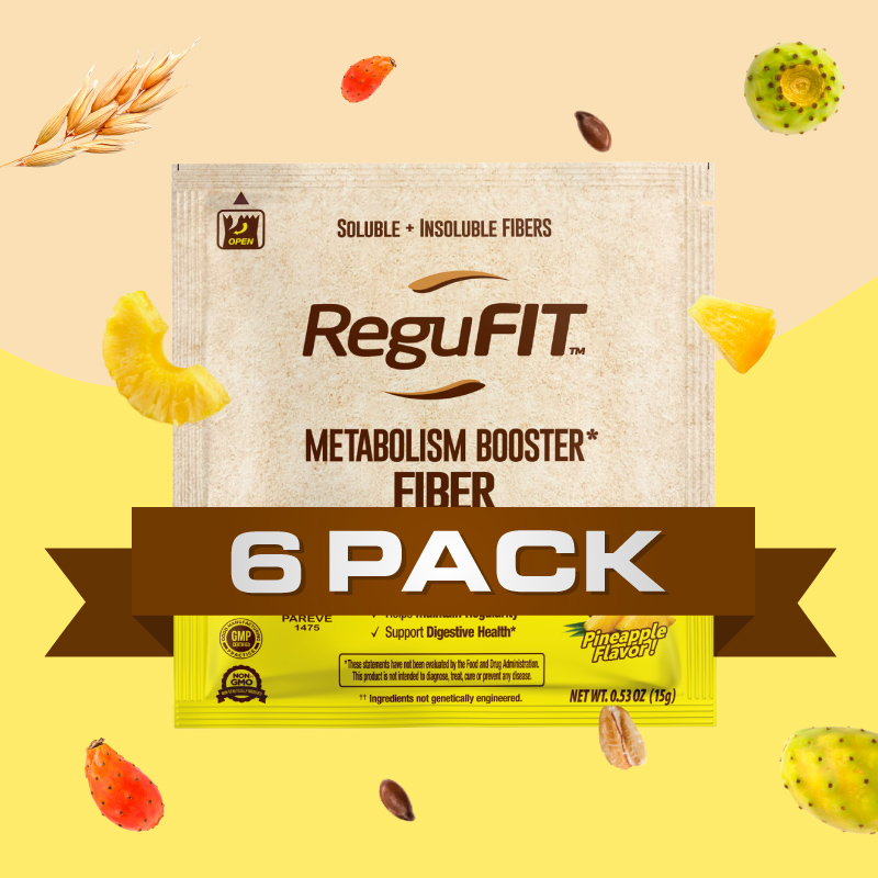 FREE 6 x ReguFIT Single Pack - ReguFIT